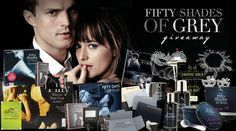 Fifty Shades of Grey fans are going crazy about this #FSOG Swag Pack #Giveaway! #amreading #erotica