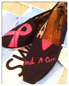 custom Toms shoes by jcgray1 on Etsy, $85.00