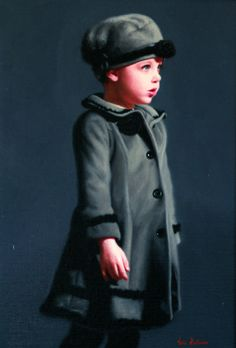 https://flic.kr/p/t9X8xF | Vicki_Sullivan_Lifes_Long_Lourney | Childrens Portraits#Portraits of children#Australian Portraits#Australian Art#Australian artist#Art#Oil painting#Portrait commission#Art Renewal Centre#Master painters of the world#Winter coat#Winter hat#Childrens coat#Childrens coat#Winter clothing#Vintage coat#Vintage childrens clothes#