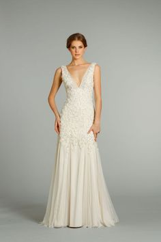 11 Drop Dead Gorgeous Gowns from Jim Hjelm | OneWed