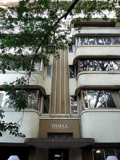 Ivanhoe -  Bombay Art Deco by meckleychina, via Flickr
