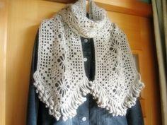 模様編みのマフラーの作り方|編み物|編み物・手芸・ソーイング | アトリエ|手芸レシピ16,000件!みんなで作る手芸やハンドメイド作品、雑貨の作り方ポータル