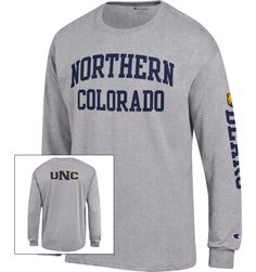 Old School University of Northern Colorado Basketball Boys Performance T-Shirt