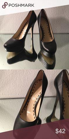 Black pumps Great work shoe Enzo Angiolini Shoes Heels