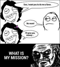 Funny Rage Comics Kids