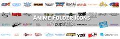 Anime Folder Icons...