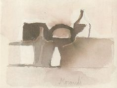 """"""" Giorgio Morandi, Still life for my friend Oriana """""""