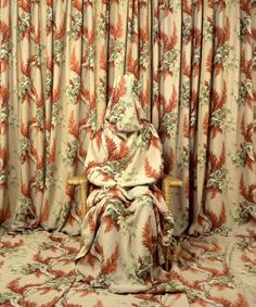 Patty Carroll's Ghostly Women Draped In Fabric