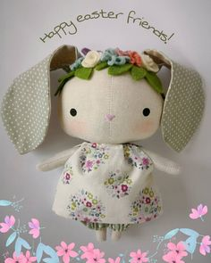 Happy easter friends! ️ #mbdesings #handmade #handmadedoll #handmadetoys #handmadetilda #tilda #tildafabric #tildadoll #tildatoys #tildalove #fabricdoll #muñeca #muñecastilda #work #poupée #hechoamano #heirloomdoll #doll #dolls #sweet #muñeca #cottondoll #cotton #felt #feltdoll #bunnydoll #conejitadepascua #etsyshop #easter #picoftheday