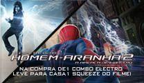 Promoção O Espetacular Homem Aranha 2