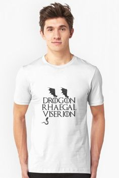 The Dragon has three heads. Get it here: http://teehunter.com/tee/drogon-viserion-and-rhaegal/