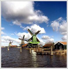 those windmills