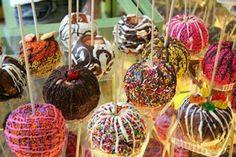 Taller de Cocina Veracruz: Manzanas Cubiertas