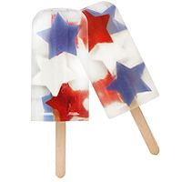 MP Soap: Americana Stars Soap Pops    Celebrate the 4th of July with these cute soap pops. The scent of Fresh Picked Strawberry is perfect for summer. Change color and fragrance to coordinate with any occasion.