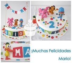 Pocoyo- Evie would Love this! Baby First Birthday, 2nd Birthday Parties, Birthday Ideas, Bday Girl, Baby Party, Childrens Party, First Birthdays, Party Ideas, Document Sharing