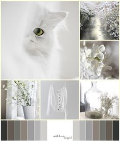 My moments of time ♥: Dreamy white...