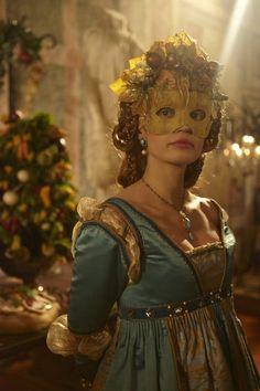 Nathalie Rapti Gomez in  'Romeo and Juliet' 2013, October UK release by Carlo Carlei - IMDB