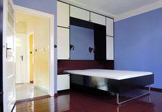 TAUTES HEIM (Ferienhaus/FeWo in Berlin) > Zimmer, Grundrisse, Möblierung und Raumaufteilung