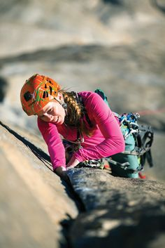 Libby Sauter on the first all-female ascent of the <em>Salathé</em>…