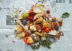 More Literary Meals Recreated - Photography - ShortList Magazine Kafka