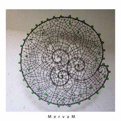 Wire Crafts, Wishful Thinking, Wire Art, Scandinavian, Baskets, Design, Home Decor, Sculpture, Manualidades