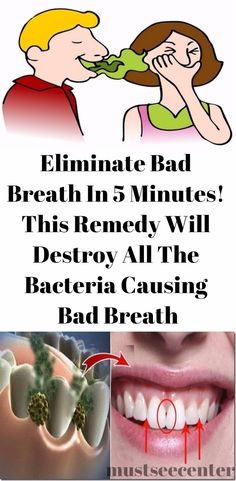Bad breath affects millions of people nowadays, even when a person brushes and flosses their teeth regularly. The condition is most often caused by food stuck between the teeth or a bacterium in the oral cavity. Whatever the reason, bad breath is an unpleasant problem to have, and is also very hard to get rid …
