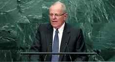 Naciones Unidas: Presidente de Perú pide diálogo político en Venezuela | Radio…