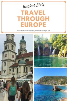 Ladies and Gentlemen, adventurists, parents, budget travelers, and families, join us as we present a free webinar to share our stories about traveling in Europe for six months. We will give helpful tips for traveling with kids, budget traveling, and fun things to do  Be sure to sign up for our webinar THIS WEDNESDAY @ 11am. Hit the link!