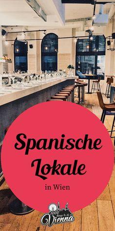 Die besten spanischen Lokale in Wien - Empanadas, Places To Eat, Where To Go, Vienna, Austria, Tapas, Sailing, Restaurants, Wanderlust