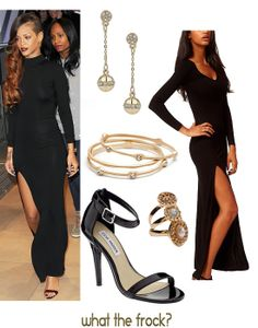 Celebrity Look for Less: Rihanna Style | What the Frock? - Affordable Fashion Tips and Trends