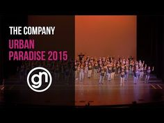 The Company [Opening] | Urban Paradise 2015 [Official 4K] - YouTube