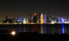 Photograph - Doha Towers by Ehab  Amin
