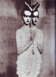 """""""Atelier"""" by Paolo Roversi Vogue Italia March 1999,"""