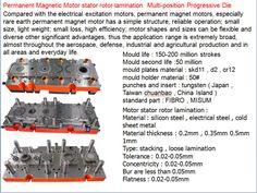 13 Best motor stator rotor stamping die images in 2015