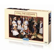 GIBSONS CALL THE MIDWIFE 500 PIECE BBC TV SERIES JIGSAW PUZZLE - NEW