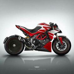 New Ducati Streetfighter??