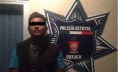 Fuerzas estatales detienen a sujeto armado en Huajuapan de León