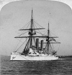 USS Boston, 1890