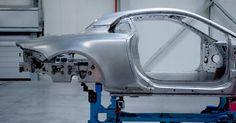 Take A Peek At Alpine's New Lightweight Aluminum Chassis #Alpine #Alpine_A120