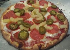Our pizza is the answer to almost everything. Please enjoy responsibly with a side of ranch. www.oggis.com