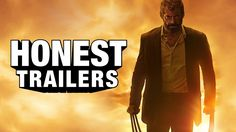 Honest Trailers - Logan: Hugh Jackman returns in his ninth run as Wolverine to take on his most ruthless enemy - old age! Latest Movies, New Movies, Movies Online, Movies And Tv Shows, Logan Howlett, Screen Junkies, English Caption, Old Man Logan, Michael Bolton
