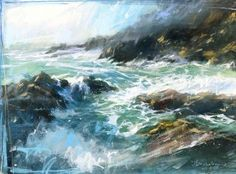 Sea Painting by James Bartholomew