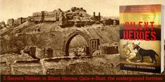 There are five secrets revealed in Silent Heroes, one of them the mysterious, millennia-old, hidden fortress of Afghanistan: Qala-e-Bost. Military Working Dogs, Military Men, Iranian New Year, Afghanistan War, Secrets Revealed, 11th Century, I Love Books, Hush Hush, Mysterious