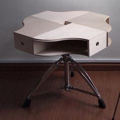 Range revue Ikea en table basse - Magazine Avantages