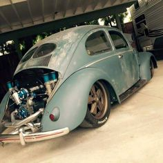 Custom Vw Bug, Vw Accessories, Volkswagon Van, Old Bug, Kdf Wagen, Hot Vw, Vw Engine, Vw Cars, Cute Cars
