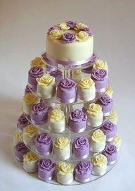 Wedding Reception Cupcakes