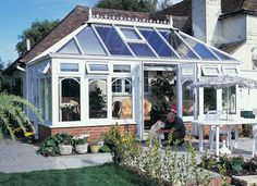 Anglican conservatory and garden rooms, home additions