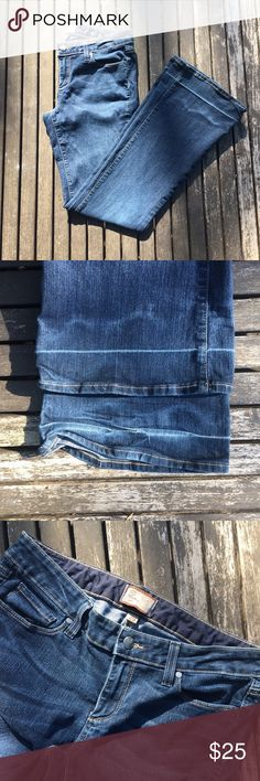 Paige jeans Great Distressed condition Paige Jeans Jeans Flare & Wide Leg