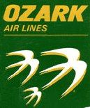 Ozark Air Lines was a commercial airline that operated in the United States from 1950 until 1986, when it was purchased by Trans World Airlines. Ozark, from 1950 until 1986, had its headquarters on the grounds of Lambert-St. Louis International Airport in St. Louis County, Missouri.