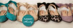Fabulous flats » Pearls for Paper